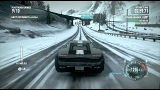Need For Speed: The Run - Walkthrough Gameplay Part 10 [HD] (X360/PS3/PC)