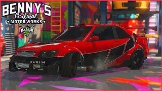 Gta Fast Furious Tokyo Drift Seans Evo Build Music Jinni