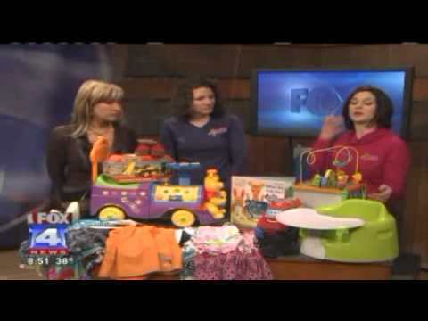 Shop for Savings at Just Between Friends Consignment Sale - WDAF.wmv
