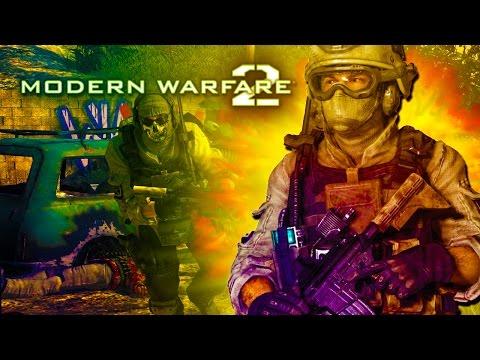 NOSTALGIA OVERLOAD! - Call of Duty MW2 Gameplay! - PakVim