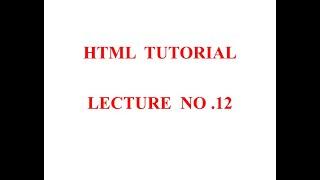 Structure of a Website | Web Development Tutorials # 12 #Website #html #web Development