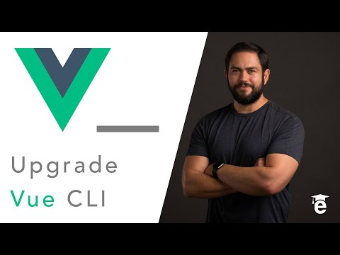How to Upgrade the Vue CLI from Version 2 to 3