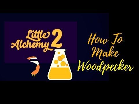 Little Alchemy 2-How To Make Woodpecker Cheats & Hints