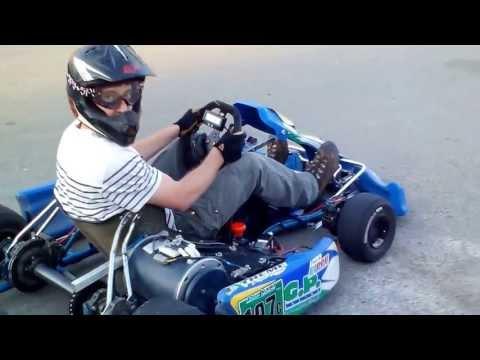 Fastest Electric Go-kart