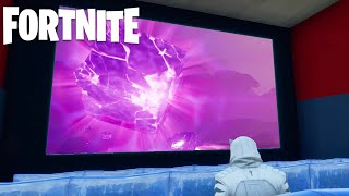 Working MOVIE THEATER in Fortnite Creative - ALL Fortnite Events Chapter 1 and 2