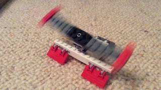How to make Ghost Raptor from BattleBots with LEGO!