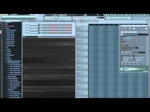 How To Make Dubstep : Making a beat (Fruity Loops Tutorial)