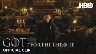 """""""The North Remembers"""" #ForTheThrone Clip 