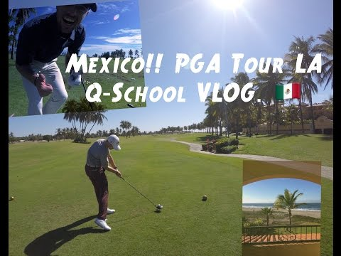 Traveling to Mexico for PGA TOUR LA Q-School | VLOG 4