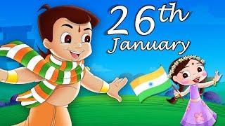 Chhota Bheem Dholakpur Maha Mukabla , Republic Day Special Video
