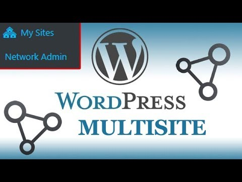 How To Setup WordPress Multisite | How to create multiple website in single wordpress