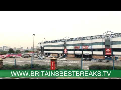 Britain's Best Breaks ~ Birmingham [HD] ~ Aston Villa, Birmingham City FC, Edgbaston Cricket