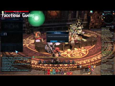 TERA Online - How to make a guild and guild emblem