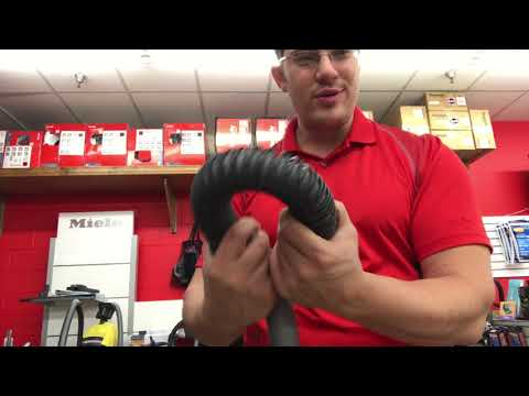 Miele SFS 10 - Vacuum Extension hose