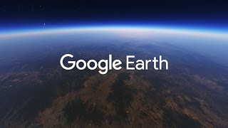 This is the new Google Earth