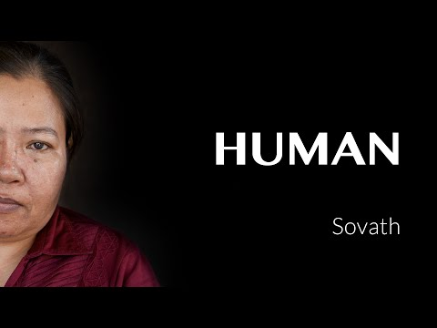 Sovath's interview - CAMBODIA - #HUMAN