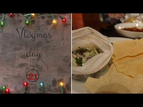 VLOGMAS | DAY TWENTY ONE 🎄