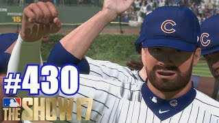 FIRST PERFECT SEASON IN MLB HISTORY!   MLB The Show 17   Road to the Show #430