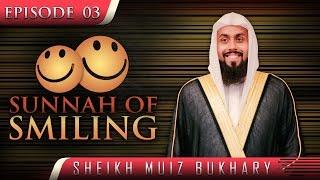 Sunnah Of Smiling ᴴᴰ ┇ #SunnahRevival ┇ by Sheikh Muiz Bukhary ┇ TDR Production ┇