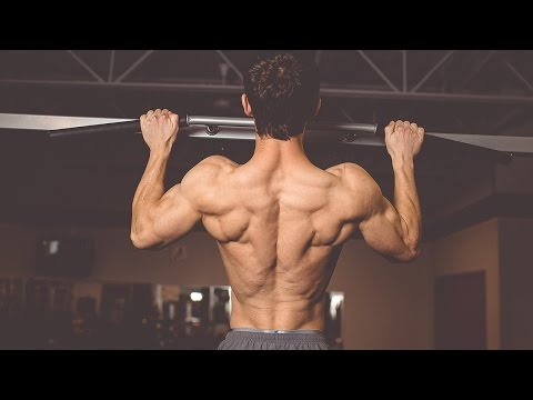 Training To Look Good (How To Get A V-Taper)