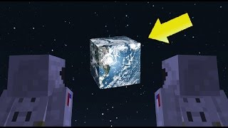 If You Could Go to the Moon in Minecraft