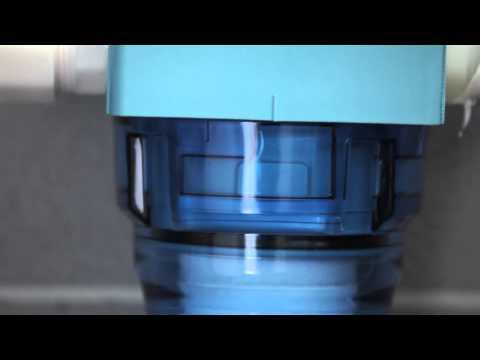 How to change Rainfresh filter cartridge