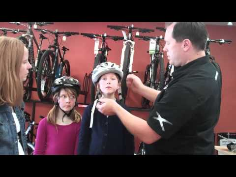 How to Properly Fit a Child Bike Helmet