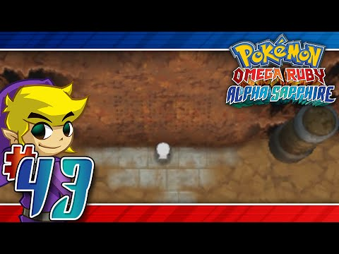 Let's Play Pokemon: Omega Ruby - Part 43 - Sealed Chamber