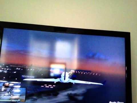 Gta plane flying