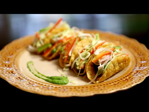 How To Make Tacos | Fenugreek And Potato Tacos | Ruchi's Kitchen