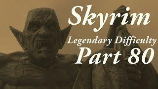 Skyrim Legendary Difficulty Story Part 80 - Mehrune