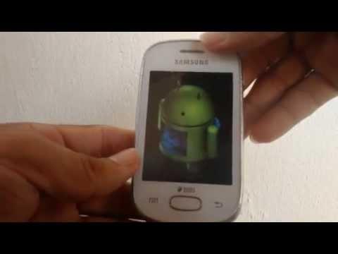 Hard Reset no Samsung Galaxy Star (GT-S5282) #UTICell