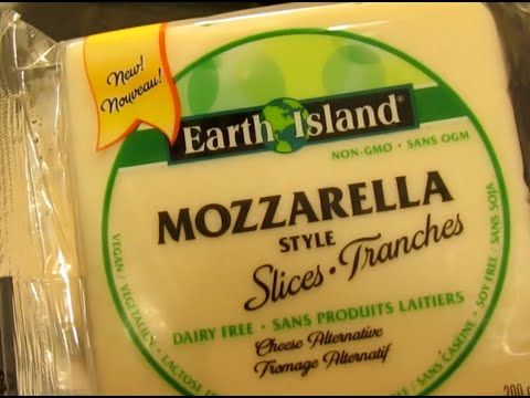 Earth Island Mozzarella Slices: Melted on Garlic Bread