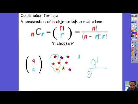13.2 Combination Formula