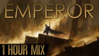 EMPEROR | Music Of Dark Lords and Rulers - 1 HOUR of Epic Dark Dramatic Orchestral Music