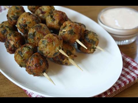Chicken Balls Recipe | Meatballs recipe