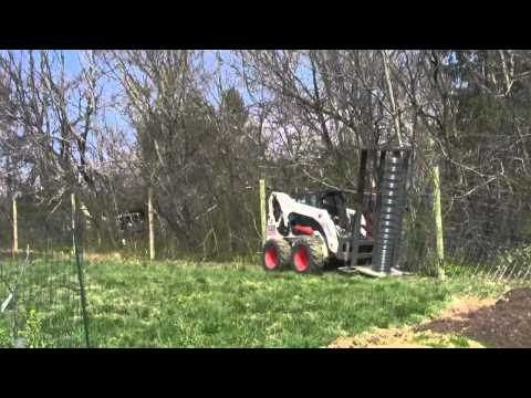 Installing the Deer Fence Video