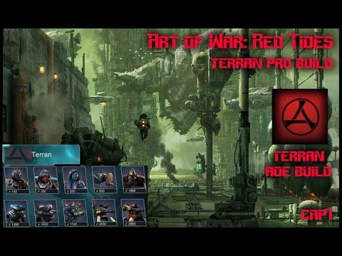Art of War: Red Tides Build - Terran AOE [EP1] - Ranked 3vs3 - [art of war red tides builds]