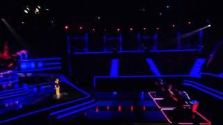 Justin Biber-Boy friend(Mike Singer)I The Voice kids 2014 I Blind Auditions I SAT.1