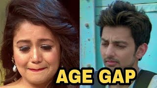 SHOCKING AGE GAP | Neha Kakkar And Her Boyfriend Himansh Kohli Real Age Gap | 2018