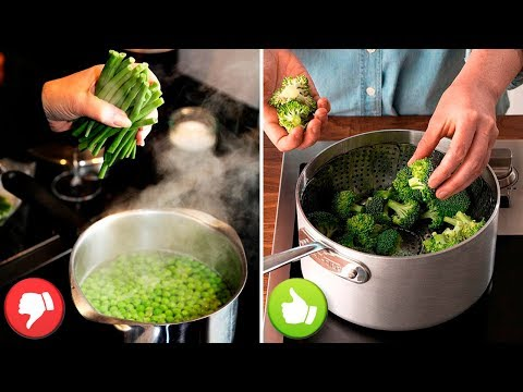 How to Cook Your Vegetables for the Biggest Health Benefits