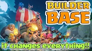 Builder Base UPDATE for Clash of Clans