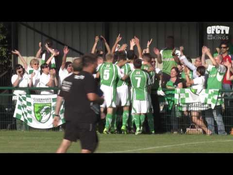 Guernsey FC 2013/14 Highlights