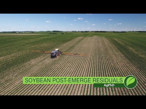 Soybean Post-Emerge Residuals #1049 (Air Date 5-13-18)
