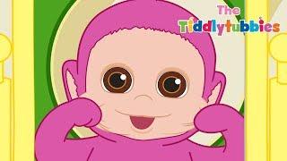 Tiddlytubbies 2D Series! ★ Episode 10: Mirror Mirror! ★ Teletubbies Babies ★ Cartoon for Kids