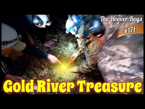 GOLD COIN Found Metal Detecting! UNBELIEVABLE Find of a Lifetime - Gold River Treasure