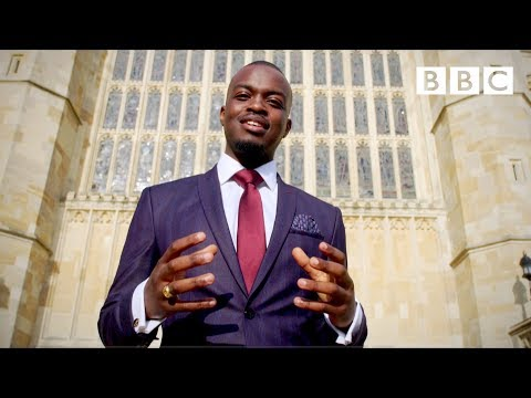 The Beauty of Union by George the Poet - The Royal Wedding - BBC