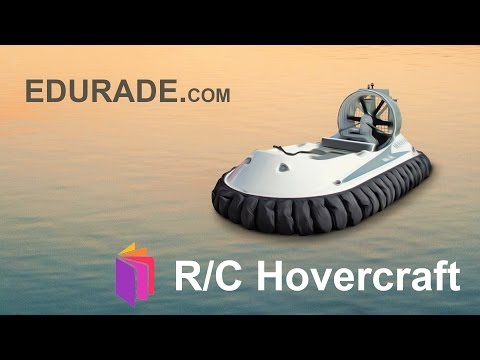 RC Hovercraft Workshop by Edurade