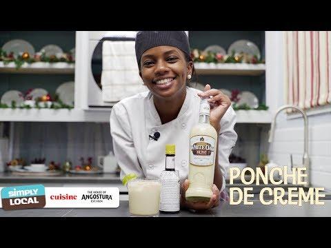 SIMPLY LOCAL | PONCHE DE CREME