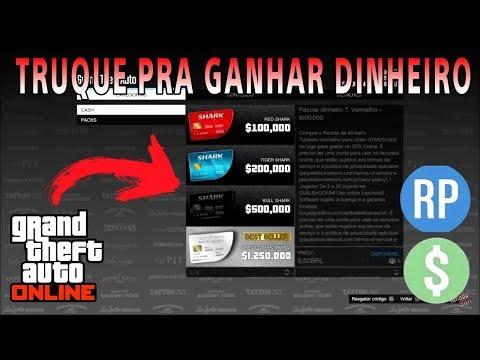Truque para ficar RICO sozinho no GTA 5 ONLINE SUPER FÁCIL (PS3,PS4,XBOXONE,360,PC)